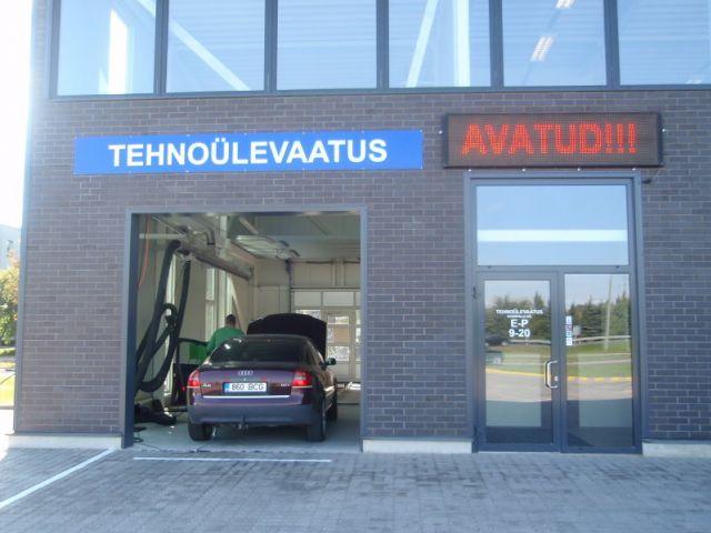 1509ae42369 TEHNOÜLEVAATUS - EVERFELD OÜ - tehnoülevaatus ja autopesula